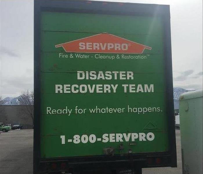 Why SERVPRO The First 24 Hours After a Disaster Are the Most Critical