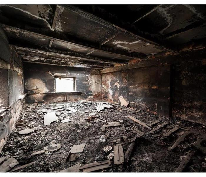 Why SERVPRO Don't Let A Fire Ruin Your Business: How Business Interruption Insurance Can Help