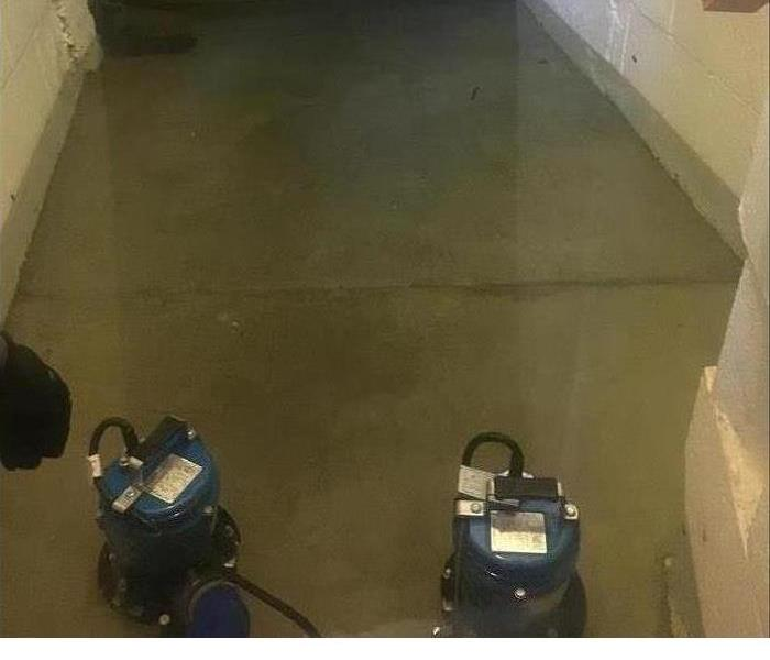 Commercial 3 Machines That Remove Flood Water From Your Commercial Building's Garage