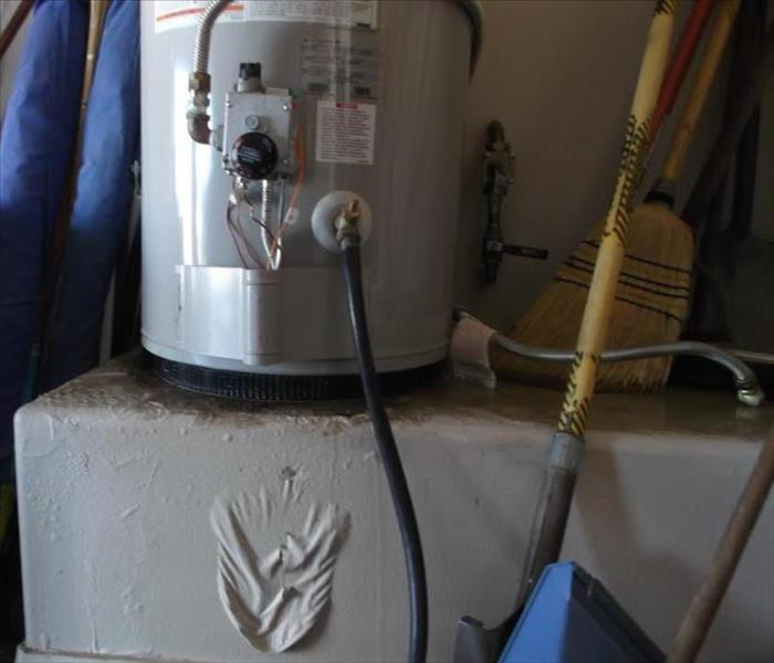 General Water Heater Failure