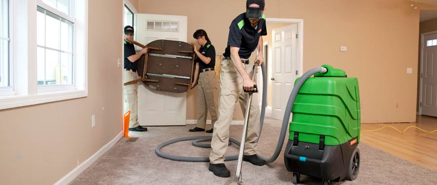 St. George, UT residential restoration cleaning
